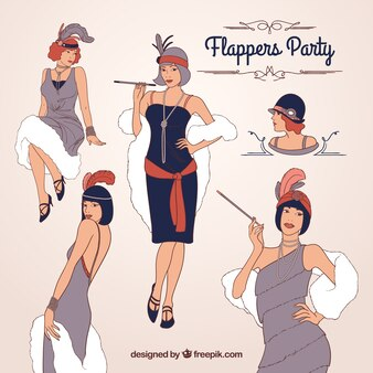 Flappers party