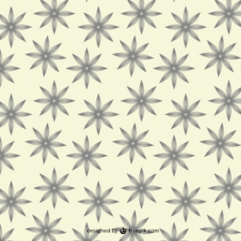 Floral vector vintage pattern
