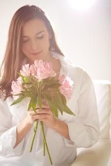 春を祝う花