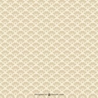 Flowers vector pattern