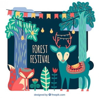 Forest festival