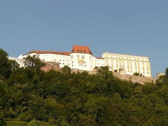 fortress residence oberhaus castle passau veste