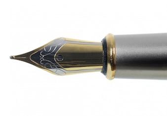 Fountain pen close up