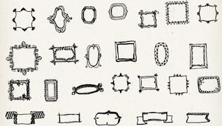 Frame and ribbon vectors