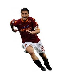 Francesco Totti , As roma Serie a