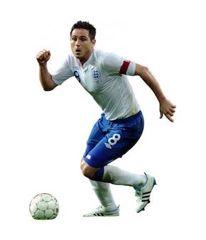 Frank Lampard , England National team