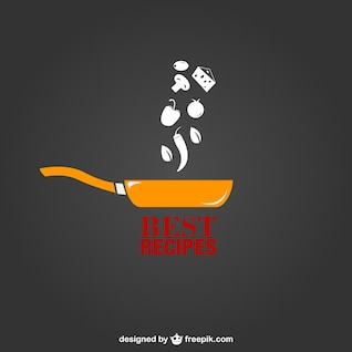 Free cooking concept vector illustration