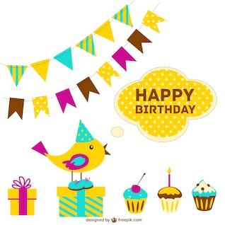 Free happy birthday card
