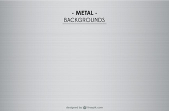 Free metal background vector