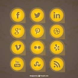 Free social media icons collection