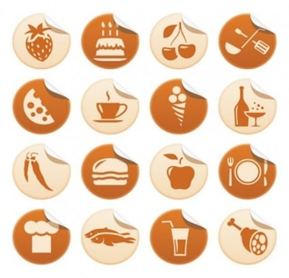 free vector icon roll angle