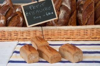 french bread  brown
