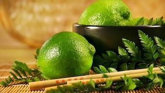 fruit lemons acidic food