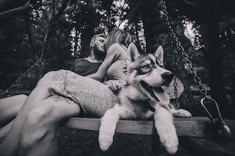 Fun romance lover date sit