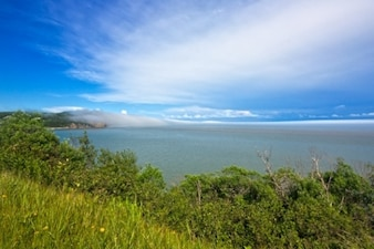 fundy scenery   hdr