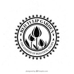 Garden badge