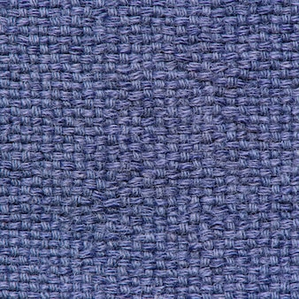 Garment fabric blue fibrous color