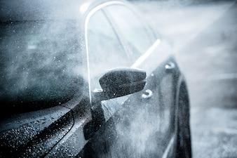Gentle Car Washing