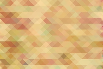 Geometric background with colorful figures
