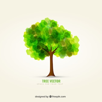 Geometrical tree