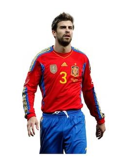 Gerard Pique , Spain National team
