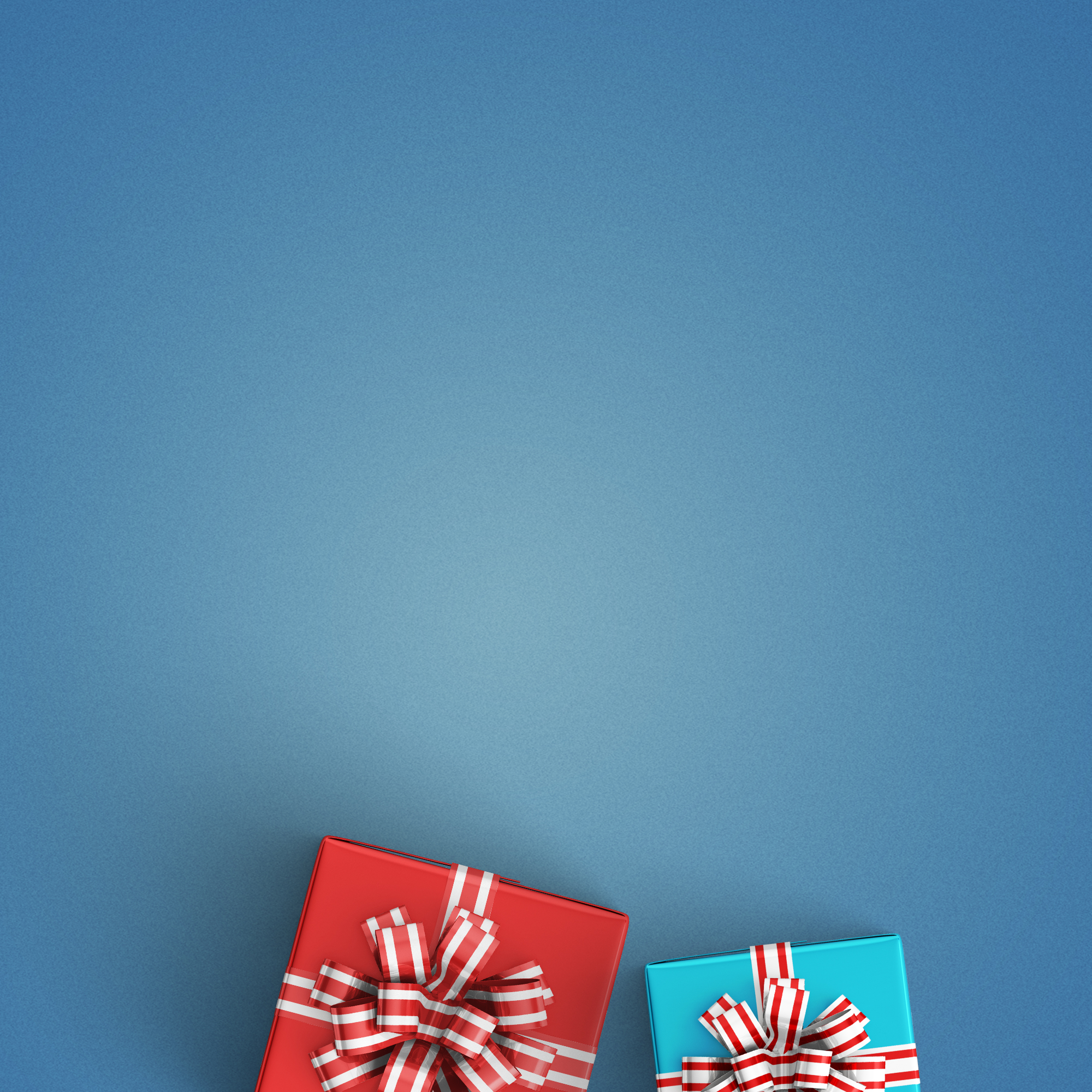 Link toGift packs on a blue background