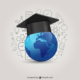 Global education concept