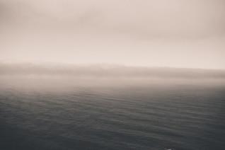 Gloomy lake