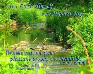 god is my highest joy