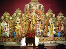 Goddess Durga Puja Wallpaper