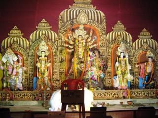 Goddess Durga Puja Wallpaper