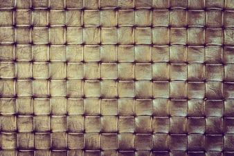 Golden squares texture