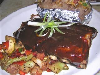 Good enough to eat, ribs