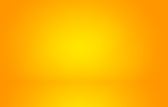Gradient Abstract Blurred orange tone lights background.
