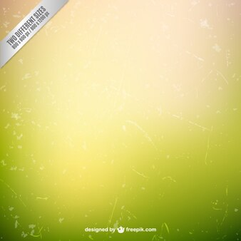 Gradient background in green tones
