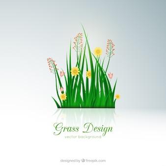 Grass design