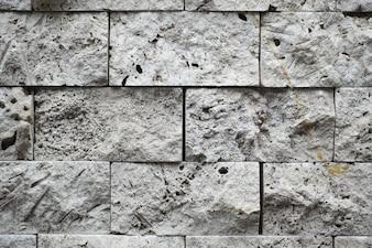 Gray brick texture