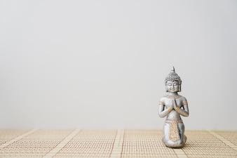 Great figure of buddha