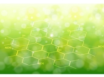 Green chemical ecology background