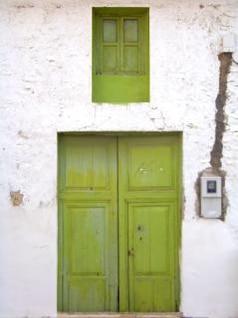 Green Door, pain
