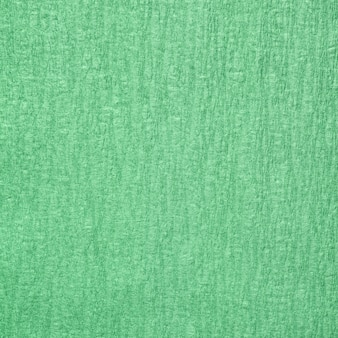 Green handmade paper texture for background