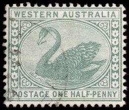 green swan stamp