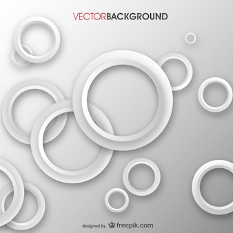 Grey circles background