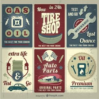 Grunge car service