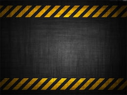grunge construction danger backgrounds