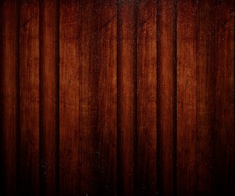 Grunge style wooden planks background