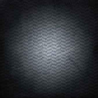 Grunge texture with zig zag
