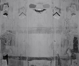 グレーの壁の質感