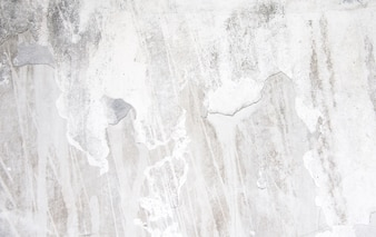 Grunge white wall.