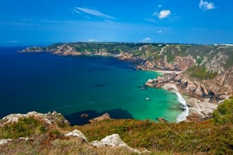 Guernsey coast   hdr